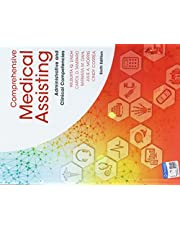 Comprehensive Medical Assisting + Study Guide: Administrative and Clinical Competencies