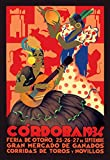 Buyenlarge Cordoba 1934 Wall Decal, 48'' H x 32'' W