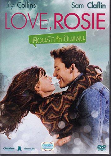 Love, Rosie / Region 3** Import** Lily Collins, Sam Claflin, Suki Waterhouse