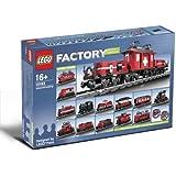 Lego 10183 Custom Factory Hobby Train