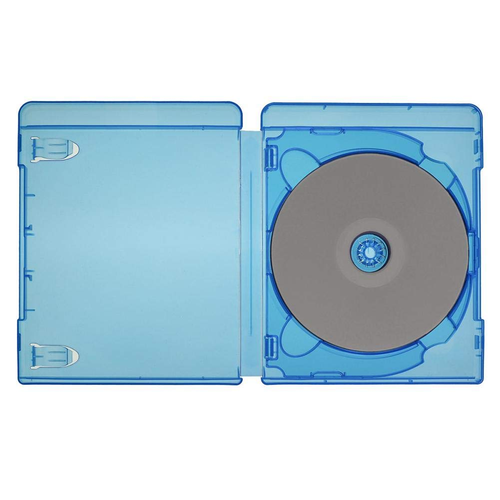 Fuitna Estuche de Ray Azul Cuadrado Caja de reemplazo ...
