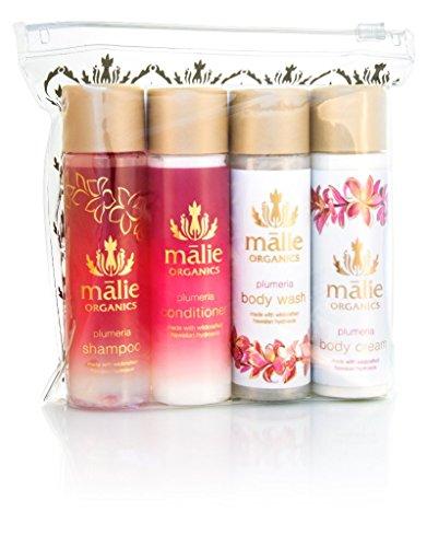 Malie Organics Jet Set Gift Set - Plumeria