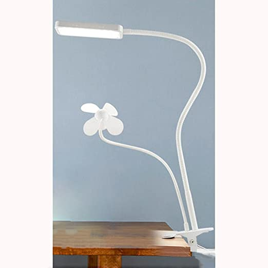 Rollsnownow Desk Lamp Table Lamp Nonrechargebale Daylight Lamp Touch