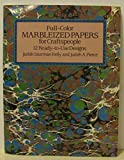 img - for Full Color Marbleized Papers for Craftspeople book / textbook / text book