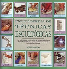 Enciclopedia De Tecnicas De Escultura: JOHN PLOWMAN: 9788486673567: Amazon.com: Books