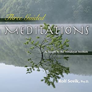 Three Guided Meditations Speech