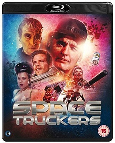 Blu-ray : Space Truckers (United Kingdom - Import)