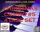 2018 CHRISTMAS COMBO PAK #5 (4 CD SET) - QRS