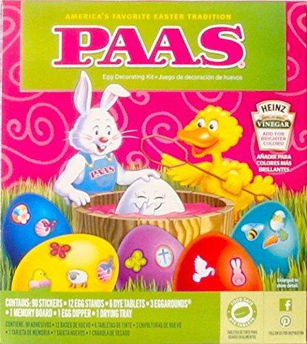 PAAS Friends Egg Decorating Kit, Medium ()