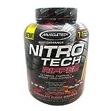 MuscleTech Performance Series Nitro Tech Ripped - Chocolate Fudge Brownie - 4 lbs