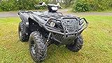Yamaha Grizzly Kodiak 700 (2016-2018) Quad ATV Bison Front Bumper Brush Guard Hunter Series