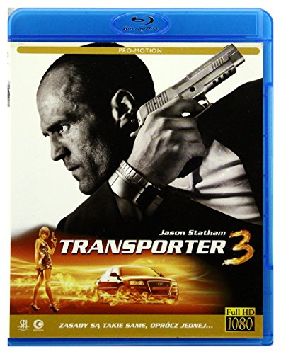 Transporter 3: Unlimited [Region Free] (English audio. English subtitles)