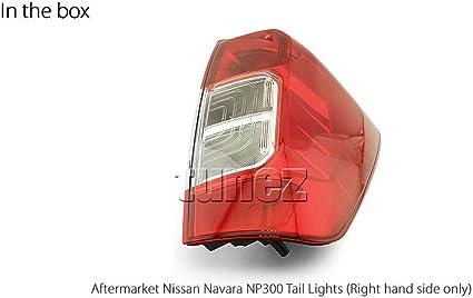 Tunez Richtig Rücklicht Für Navara Np300 D23 2015 2016 2017 2018 New Rechts Hinten Rücklicht Lampe Rhs Auto