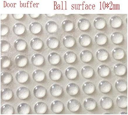 Amazon Com 100x Adhesive Silicone Feet Bumpers Door Cupboard