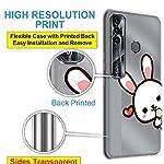 Nainz Back Case Cover Tecno Spark 7 Pro|Printed Designer Soft Back Cover for Tecno Spark 7 Pro -V040