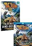 Walking With Dinosaurs & Dino-Doebo [Blu-ray] [Import anglais]