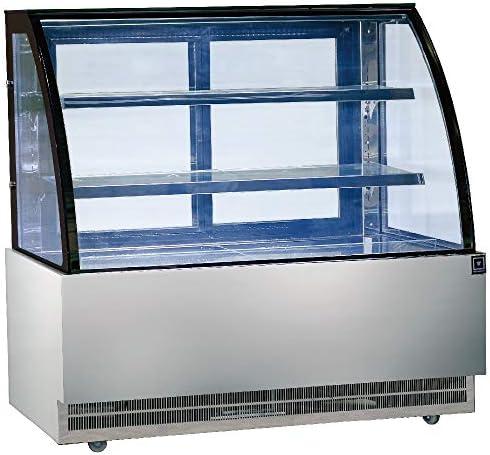 レマコム 高湿対面冷蔵ショーケース リヨン 3段(中棚2段) (幅1200mm) RCS-K120S2LA