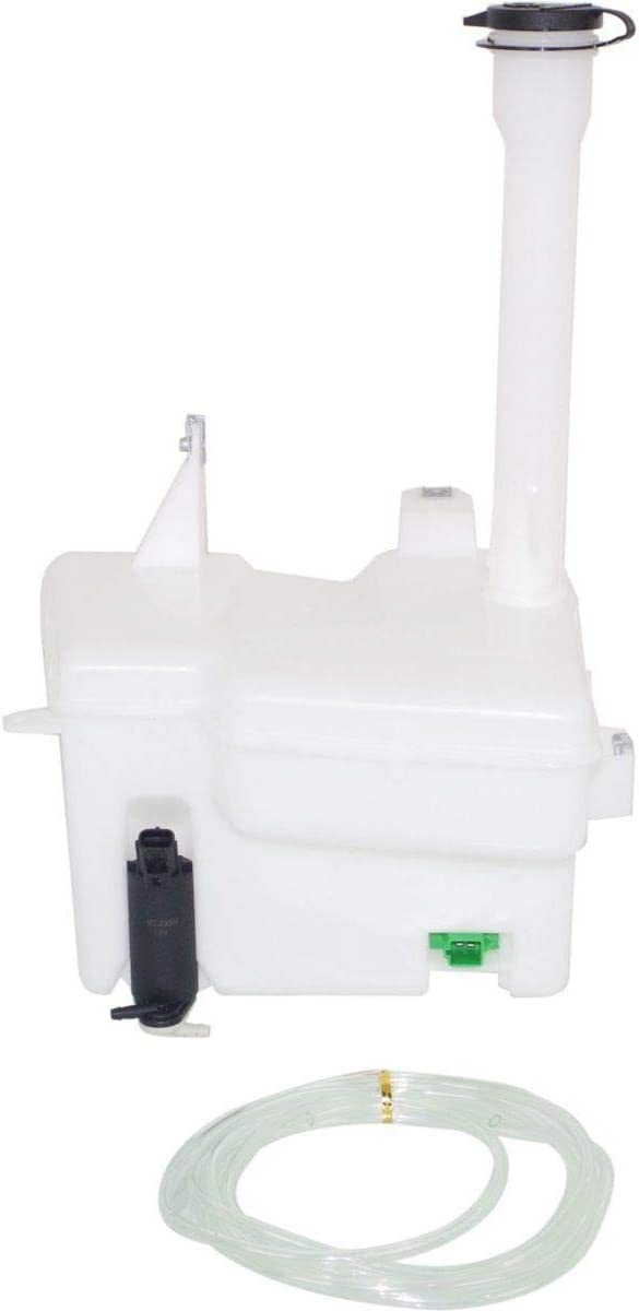 Washer Reservoir For 2002-2010 Ford Explorer With Pump