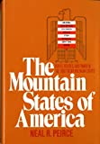 The Mountain States of America, Neal R. Peirce, 0393052559