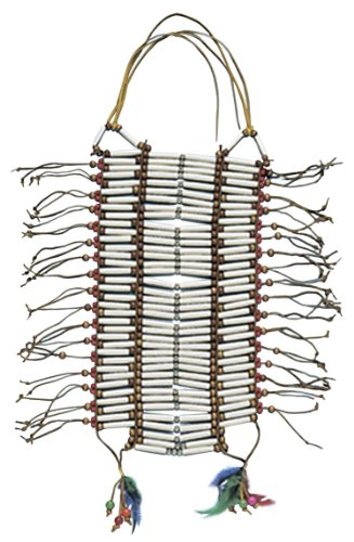 Deluxe Indian Chief Breastplate Costume Accessory -