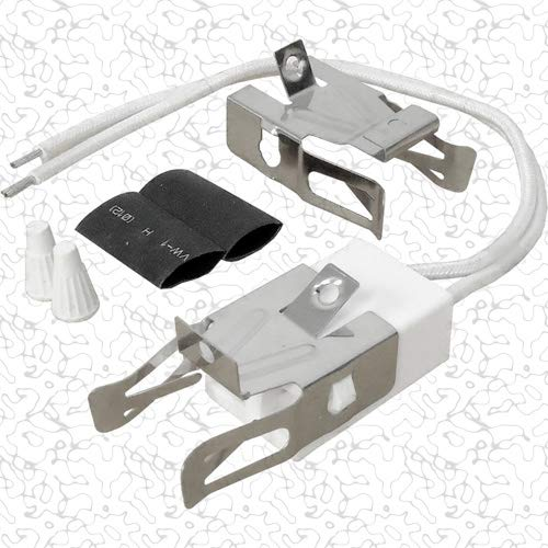 12001676 - Kenmore Aftermarket Stove / Range / Oven Burner Terminal Receptacle Kit (Terminal Burner)