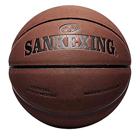 MYLL Balón de baloncesto para interior y exterior, tamaño 7 ...