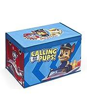 Nick Jr. Delta Children Fabric Toy Box, PAW Patrol