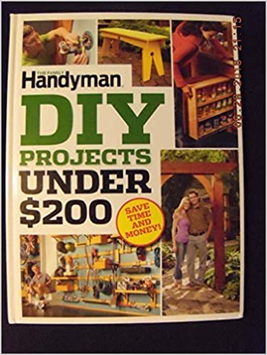 The Family Handyman DIY Projects Under $200: 9781621452836