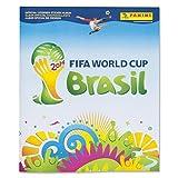 Panini Official Sticker Album 2014 FIFA World Cup Brazil