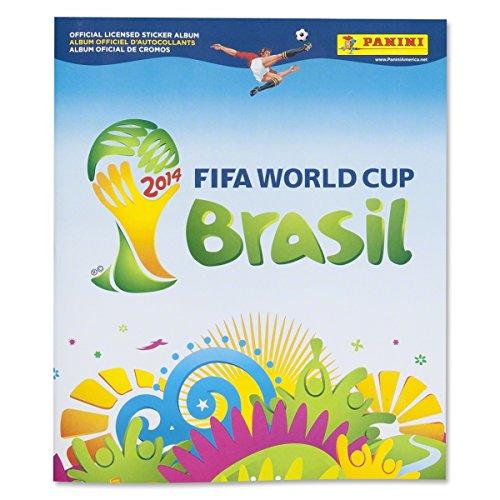 Panini FIFA World Brasil ALBUM