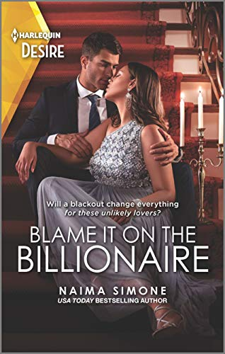 Blame It on the Billionaire (Blackout Billionaires Book 3) by [Simone, Naima]