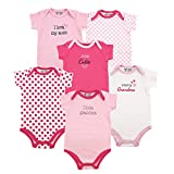 Luvable Friends Bodysuits (6 Pack), Girl Aunt - Best Reviews Guide