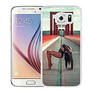 The Gymnastics Pool (2) Durable High Quality Samsung Galaxy S6 Case