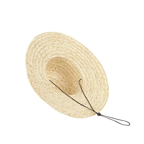 starter Sombrero De Paja, Gorra De Playa Sombrero De Sol Sombrero ...