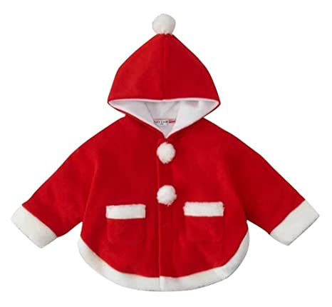 Drasawee bebé niños traje de Santa Claus ropa de Papá Noel ...