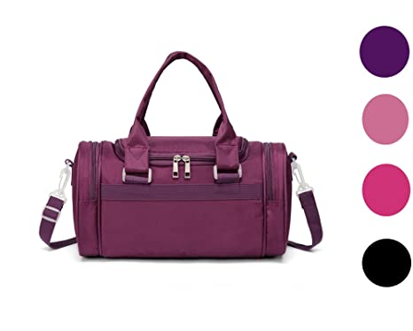 946bcbf824 Image Unavailable. Image not available for. Color  Small Dance Duffel Bag  for Girls Small Gym Bag