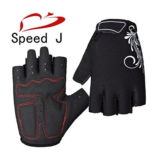 Speed-JS Power StretchBack Glove Men's Outdoor Gloves Full F