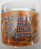 Crema Nutritiva Con Colageno, Placenta, Jalea Real Y Vitamina E. 4 Oz.