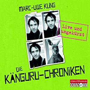 Die Känguru-Chroniken Audiobook