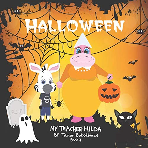 Halloween (My Teacher Hilda) -