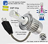 h11 55w led headlight bulb - Nova NO-LED-H11 White LED Headlight Replacement Bulb Kit, 55W / 5500 Lumen H11, Philips Chips, IP65 Waterproof LED, Super Bright, Bulb Direct Replacement (set of 2), Single Beam