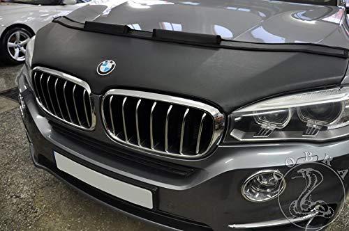 Cobra Auto Accessories Car Bra Bonnet Hood Mask + BMW Logo Fits BMW X5 F15 2014 2015 2016 2017 2018