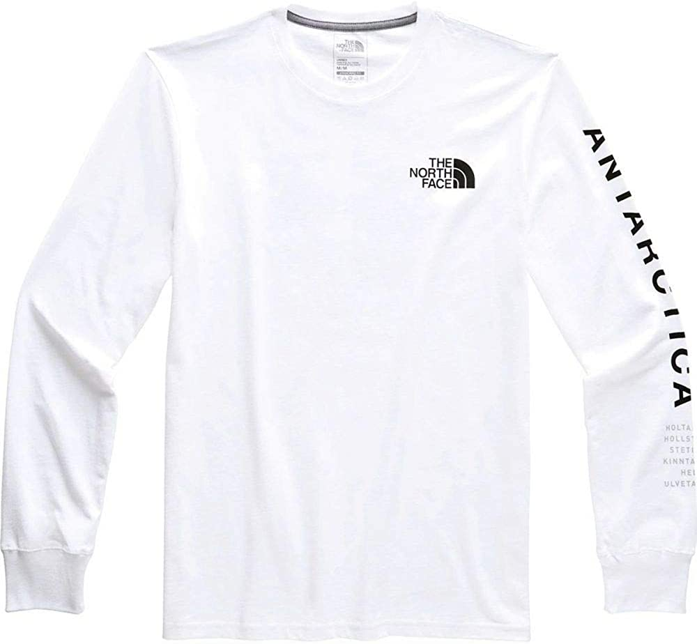 (ザ ノースフェイス) The North Face メンズ トップス 長袖Tシャツ Antarctica Collectors HW Long - Sleeve T - Shirts [並行輸入品]