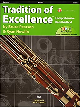 ?IBOOK? W63BN - Tradition Of Excellence Book 3 - Bassoon. Northern Drycop Johnston annum images SPEED 512shGMtdGL._SY344_BO1,204,203,200_