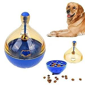 Amazon.com : Vansonly Dog Treat Food Ball, Pet IQ Food Ball Interactive Pet Bite Toys Dispensing