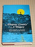 img - for Allegany County-a History book / textbook / text book