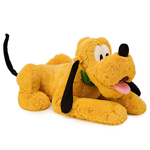 Disney Pluto Plush - Medium - 17 Inch