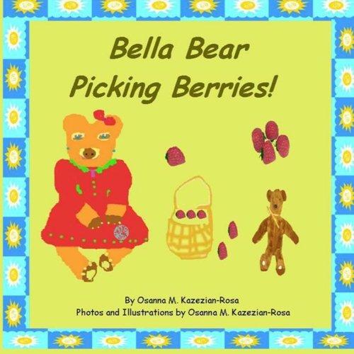 Bella Bear Picking Berries