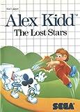 Alex Kidd The Lost Stars Sega Mega Drive Genesis P