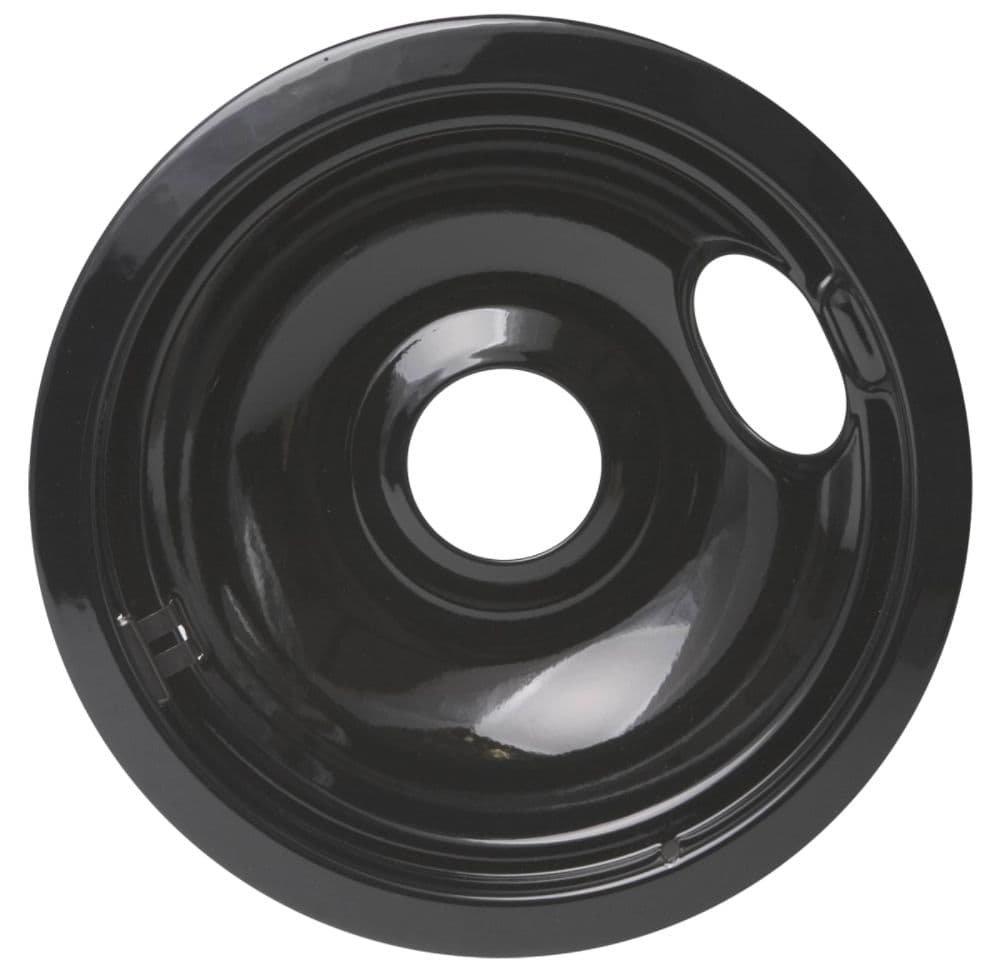 5303935055 Range Drip Pan Genuine Original Equipment Manufacturer (OEM) Part Black